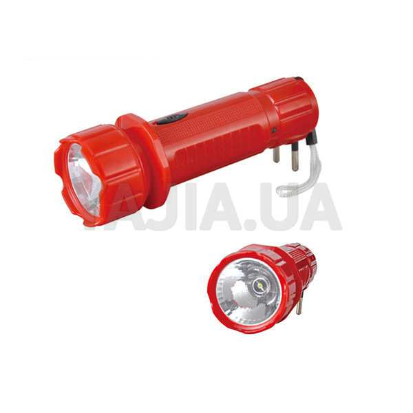 YAJIA_YJ_9980_rechargeable_led_flashlight_LED